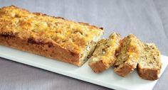 Pan de plátano y frutos secos  / Banana bread and nuts