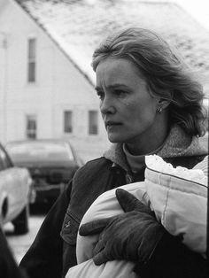 Jessica Lange - Country (1984) portrays farm wife Jewel Ivy.