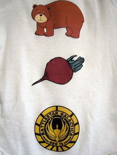 Bears, Beets, BstarG, for Nicole M.
