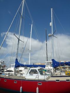 Roberts 44 Offshore - Adelaide Boat Sales Boat Sales, Sailboats For Sale, Yacht For Sale, Sailing Ships, Sailboat, Tall Ships