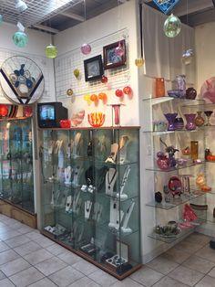 Inside the San Diego Art Glass Guild