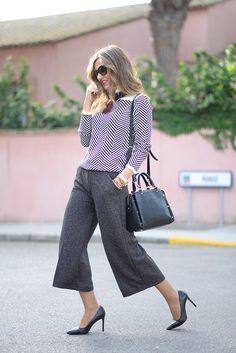 JACQUARD CULOTTES Mi Aventura Con La Moda waysify