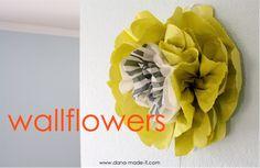 TUTORIAL: Wallflowers | MADE