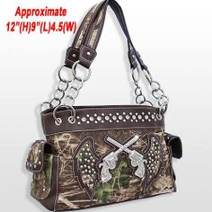 #Cow #Girl Purses! http://www.endlessxpressions.com/store/?a_aid=SimplyPersonalized