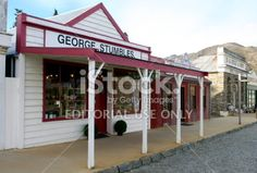 Cromwell, New Zealand - July George Stumbles General. Image Now, New Image, New Zealand Travel, Travel And Tourism, Small Towns, Editorial Photography, Pergola, Scenery, Royalty Free Stock Photos