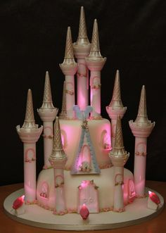 Customer Image Gallery for Wilton 32-Piece Romantic Castle Display Set
