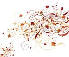 vine leaves Vine Leaves, Free Vector Art, Swirls, Vines, Autumn, Illustration, Crafts, Painting, Beautiful