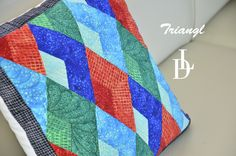 #triangl #patchwork #quilting #pravítka #vzory #šablony