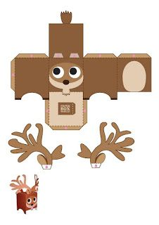 SGBlogosfera. Jose Maria Argüeso: Crafts deer