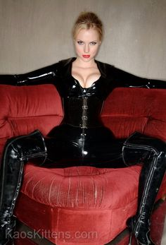 Photography, fetish, fashion, leather, latex and. Sexy Latex, Latex Catsuit, Fetish Fashion, Women's Fashion, Latex Girls, Dominatrix, Thigh High Boots, Leather And Lace, Thigh Highs