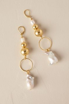 Anthropologie Keenan Drop Earrings Yrz96VlL