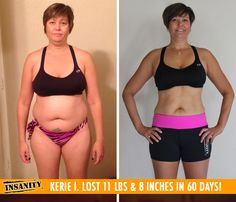 Kerie I. lost 11 lbs