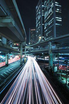 Tokyo Metropolitan Expressway, Japan | Let's take a #roadtrip! But first, we study: driving-tests.org