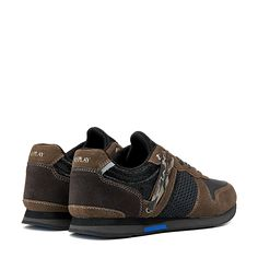 Men's STROLL sneakers with camouflage laces