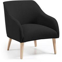 Bobly fauteuil grijs - LaForma