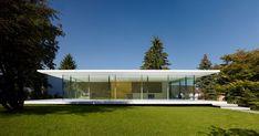 Stuttgart-based studio Werner Sobek has designed the Haus D10 project