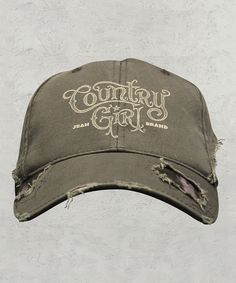 Loving this Country Girl Olive   Mossy Oak  Country Girl  Baseball Cap on ad12446db15