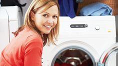 Ako zbaviť práčku zápachu?