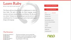 Learn Ruby: 29 of The Best Online Educational Resources to Learn to Ruby and Ruby on Rails | SkilledUp