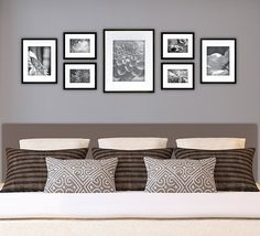 Wall picture frames for bedroom wall frame ideas photo frame set for wall gallery wall frame . wall picture frames for bedroom Photowall Ideas, Frames On Wall, Hanging Picture Frames, Wood Frames, Wall Frame Collages, Hanging Pictures On Wall, Art Frames, Ikea Frames, Wall Decor Pictures