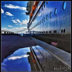 Reflections of the Disney Dream...at Castaway Cay