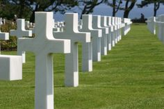 Normandy's D-Day Beaches, France