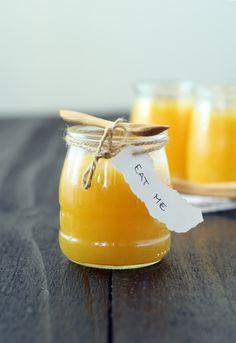 Gelatina de naranja