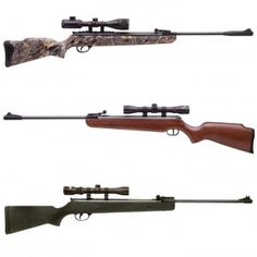 4 Reasons To Add a Pellet Air Gun To Your Survival Gun Arsenal. I personally took this advice and bought the Benjamin Sheridan 392 .22 caliber Multi-Pump Pellet Gun and put a scope on it. I've taken out an armadillo from 8 yards and several squirrel. A nice silent small game hunter.