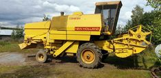 New Holland Clayson 8030