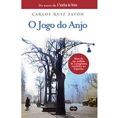 Livro - O Jogo do Anjo - Coleção O Cemitério dos Livros Esquecidos - Vol. 2