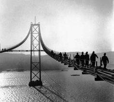Construcao Ponte Sobre Tejo 26