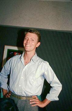 """""""December 1978. """" David Bowie"""