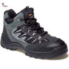 acier toe-fa9006 Dickies chaussure de travail sécurité norden dessus en cuir