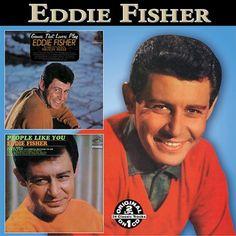 Eddie Fisher - Games That Loversplay/People Like You