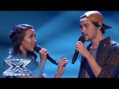 "Alex & Sierra Speak Loudly with ""Little Talks"" - THE X FACTOR USA 2013. Just let them win already."