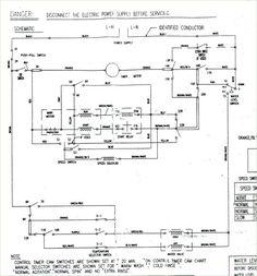 wiring diagram of washing machine
