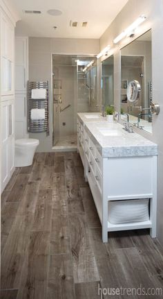 Bathroom IdeasHeated floor tops a list of master bathroom ideas Posted on December 10, 2017December 9, 2017 by Kidsroomideas.net 10 Dec