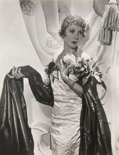 LADY DIANA DUFF COOPER FOR 'VOGUE', 1937