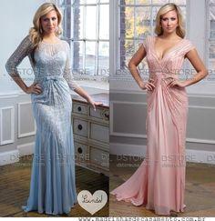 Madrinhas de casamento: Vestidos de festa importados