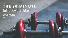 full body dumbbell workout