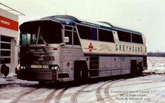 1969 MCI MC 6 Supercruiser