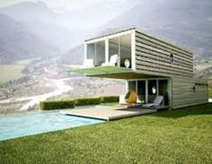 1000 images about casas hechas con contenedores on - Casa hecha de contenedores ...