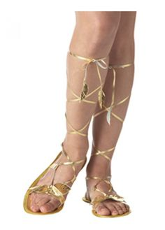 How To Make a Greek Goddess Costume