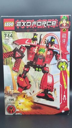 fe48bfdca21d63 75 Best exoforce images   Lego mechs, EXO, Cool lego
