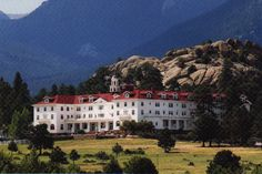 The Stanley Hotel — Estes Park, Colorado: Not only is the Stanley Hotel home to hundreds of ghost stories and sightings over the years, but Stanley Kubrick also used the hotel as the sight for the events in The Shining, which certainly doesn't make it any less terrifying.