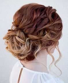 Messy Updos 2015