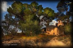 https://flic.kr/p/BnfCyg   (574) La Torre   Castelló de Rugat (Vall d'Albaida) País Valencià ////