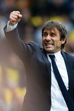 Watford 1 Chelsea FC What a match. Loving that spirit from Conte and the players Chelsea Blue, Fc Chelsea, Chelsea Football, Football Team, Chelsea Players, Antonio Conte, Premier League Champions, Stamford Bridge, Fulham