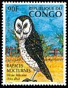 Congo Effraie africaine(1996)