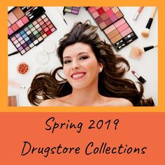 Spring 2019 Drugstore Makeup Collections are starting to trickle in from brands like Maybelline, Physicians Formula, Rimmel, and more! Maybelline, Rimmel, Physicians Formula, Drugstore Makeup, Makeup Collection, Muse, Eyeshadow, Spring, Hair